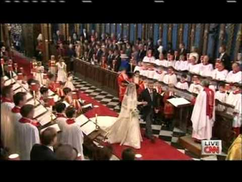 Royal Wedding Hymn 01-Guide Me, O Thou Great Redeemer Music Videos