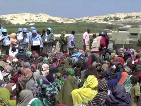 UNHCR urges more aid to drought-hit Somalia