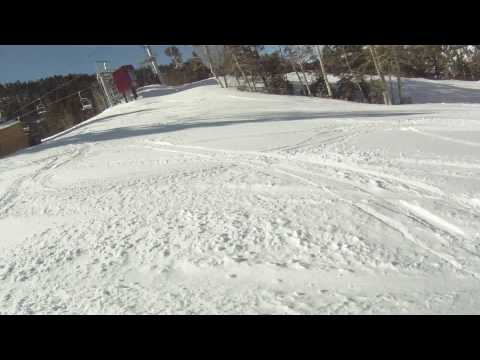 0 Red River Ski Area   Powder Run