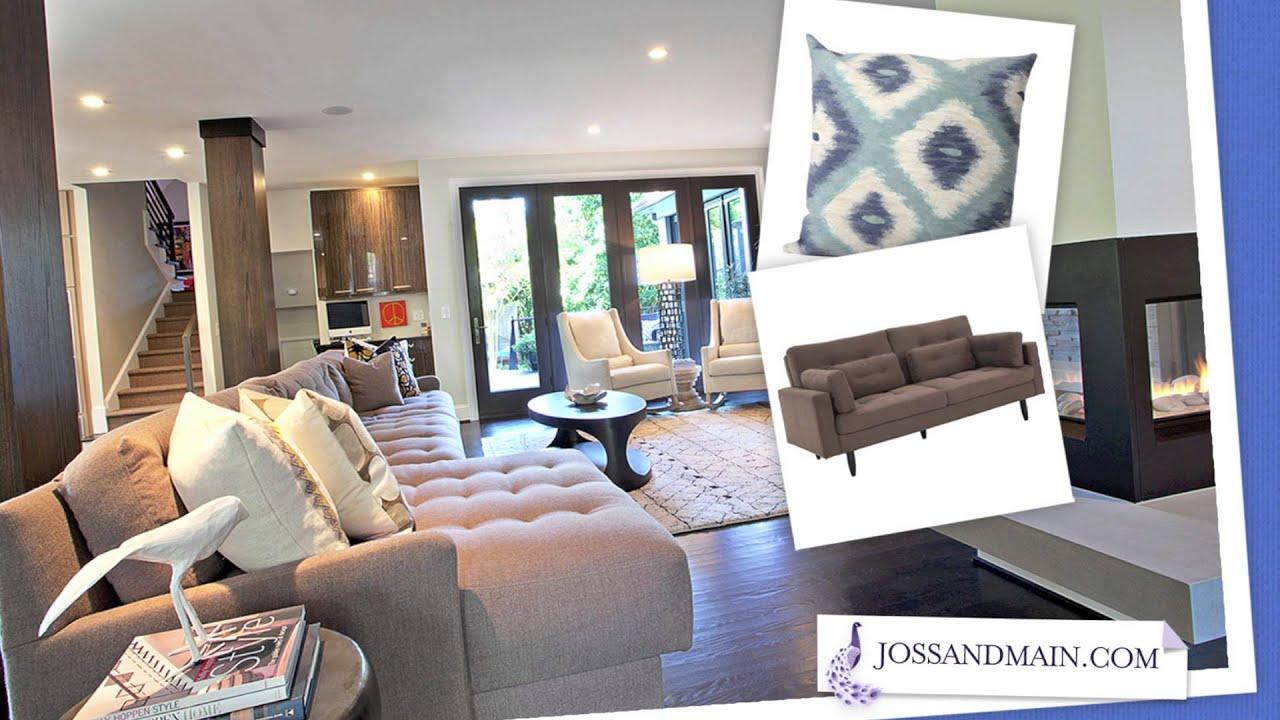 Joss main youtube for Home decor joss and main