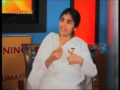 Pravachan - Bramhakumari Bk Shivani Ji - Addiction - Ep # 9 video