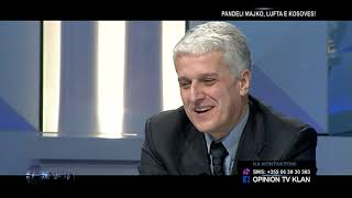 Opinion - PANDELI MAJKO, LUFTA NE KOSOVE, 26 mars 2013