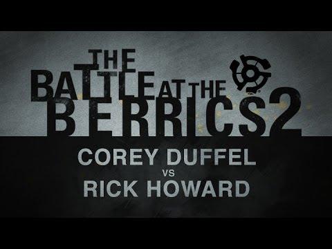 Corey Duffel Vs Rick Howard: BATB2 - Round 1