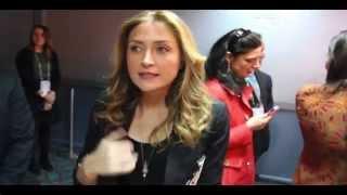 Sasha Alexander & Edoardo Ponti: Tribeca Film Festival - 2014