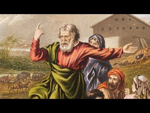 Christian Lawmakers Fall For Noah's Ark Scam And Then...