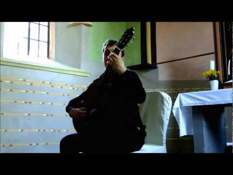 Барриос Мангоре Агустин - Estudio No.3