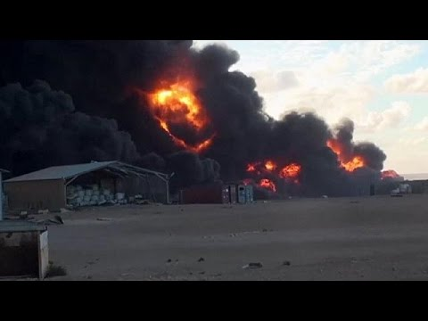 Would a UN-backed government save Libya's oilfields?