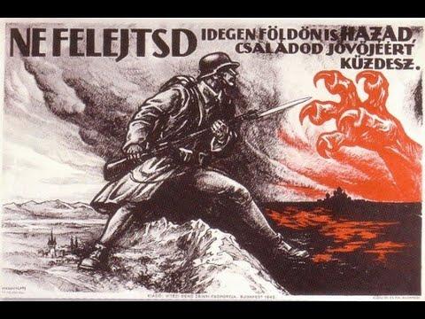 A Magyar Királyi Honvédség Tiszteletére (Armywave: The Hungarian Behemoth)