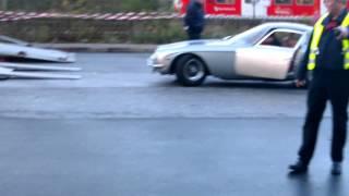 Lamborghini 350 GT sound