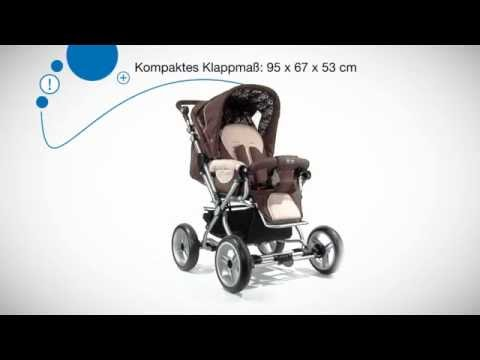ABC DESIGN Kombi-Kinderwagen