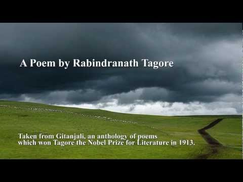A Poem By Rabindranath Tagore - Music By Olafur Arnalds video