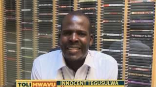 Toli mwavu: Okulemera ku mulamwa
