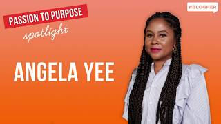 The Breakfast Club's Angela Yee Drank Juice Before It Was Cool – Drink Fresh Juice #BlogHer19 Food