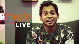 Mushfiqur Rahim will be LIVE on #ringID to interact with his fans by taking Video Call!