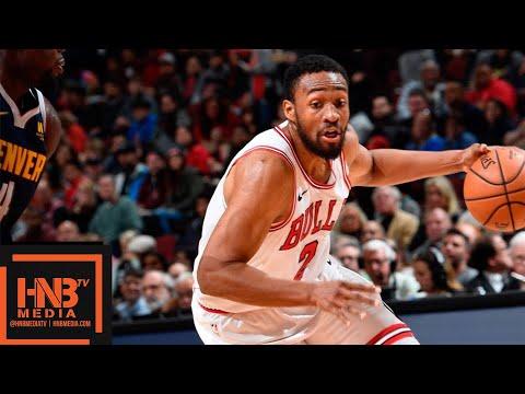 Chicago Bulls vs Denver Nuggets Full Game Highlights | 10.12.2018, NBA Preseason