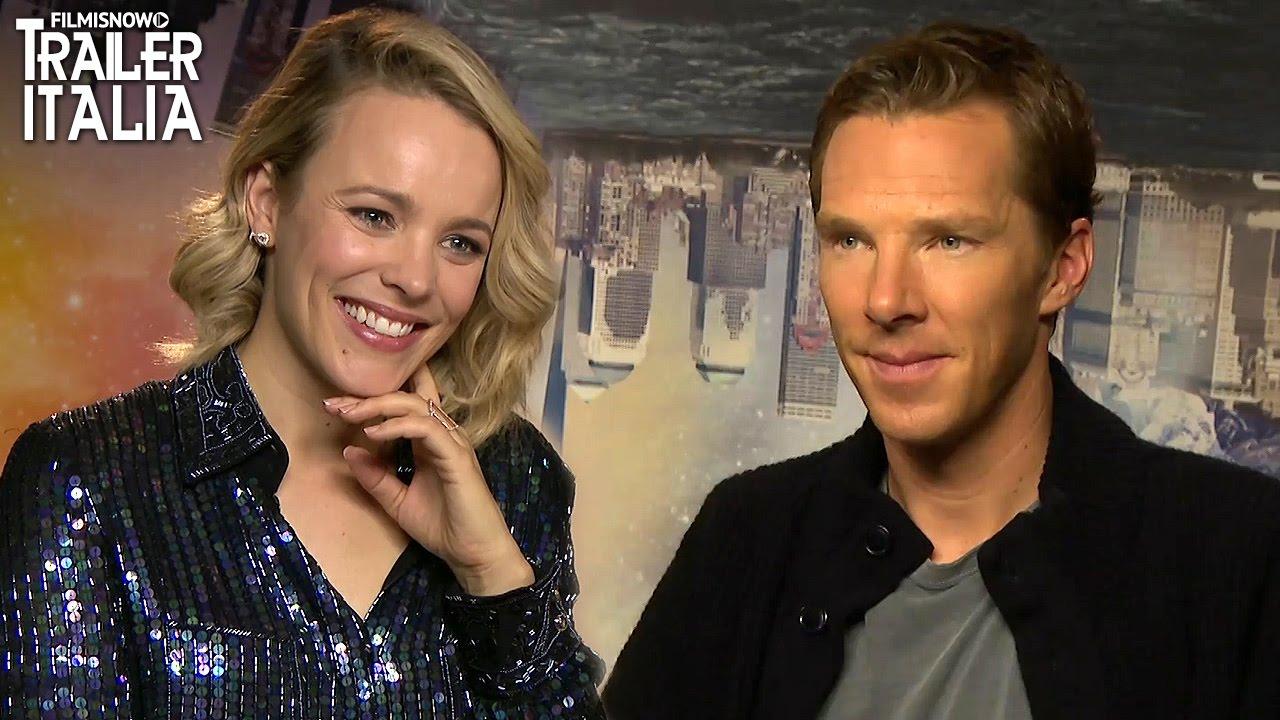 DOCTOR STRANGE Benedict Cumberbatch e Rachel McAdams parlano del film INTERVISTA ESCLUSIVA
