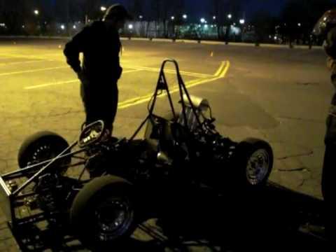 arises. Formula SAE 2009