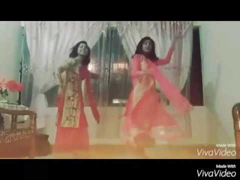 Sadia and Maimuna : NAACHDE NE SAARE choreography (mini video) thumbnail
