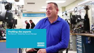 Atlas Copco Profiling the Experts - Global Key Account Manager
