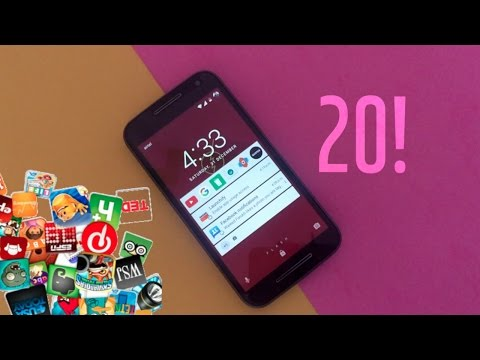 Top 20 Awesome Best Android Apps For 2017 You MUST TRY!