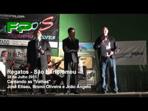 Regatos - S�o Bartolomeu - 28 de Julho 2011 - Velhas