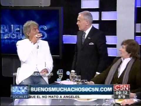 BUENOS MODALES A BUENOS MUCHACHOS CON MARTIN WULLICH - 22 de junio 2013