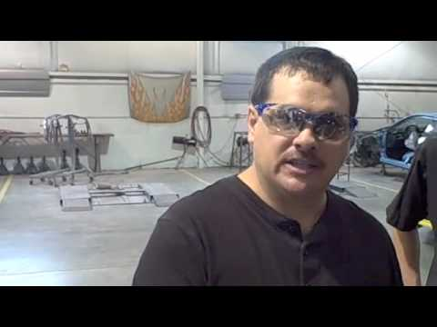 BONDO Auto Body DIY Tips (How To Use Body Filler Putty) Auto Body Repair Training Tutorial Image 1