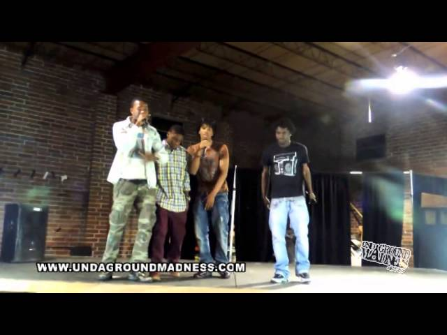 UNDAGROUND MADNESS ATL TV SHOW SPACE MILLENNIUM