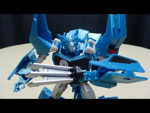 Robots In Disguise 2015 Warrior Steeljaw: Emgo's Transformers Reviews N' Stuff video