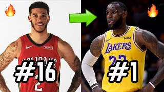 Ranking ALL 30 Starting Point Guards in the NBA! | LeBron James is the Los Angeles Lakers PG!