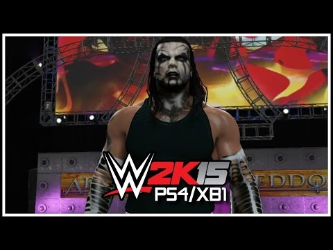 Wwe 2k15 Ps4 xb1 - The Charismatic Enigma.. Jeff Hardy! video