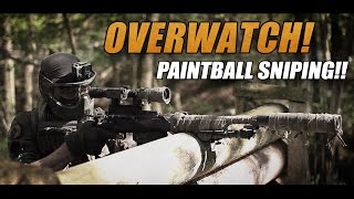 OVERWATCH: MAGFED PAINTBALL SNIPER.