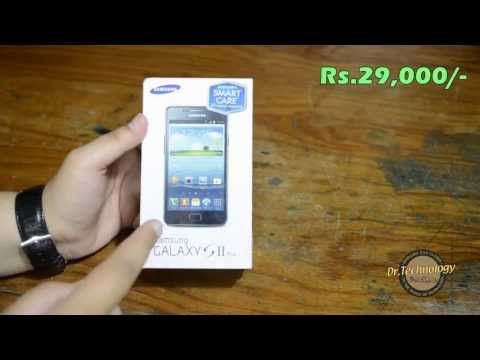 Samsung Galaxy S2 Plus - Unboxing & Review (Feat. Samsung Galaxy Grand)