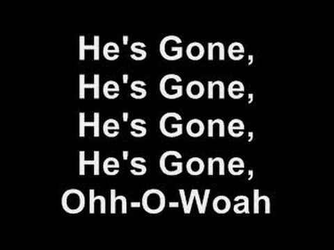 Daddy's Gone - Glasvegas (Lyrics) Video