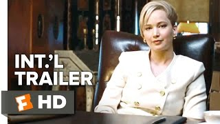 Joy Official International Trailer #1 (2015) - Jennifer Lawrence, Bradley Cooper Drama HD