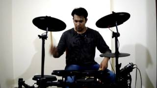 BOLO HAR HAR HAR  | SHIVAAY Title Song | Ajay Devgn | Mithoon Badshah | DRUM COVER!!!