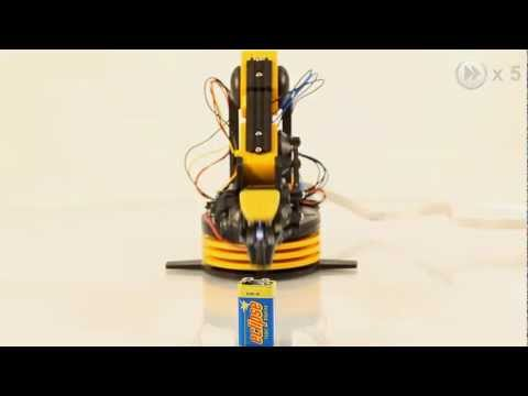 Robot Arm Kit with Controller by Jaycar
