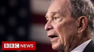 Bloomberg to join Democratic debate amid poll surge - BBC News