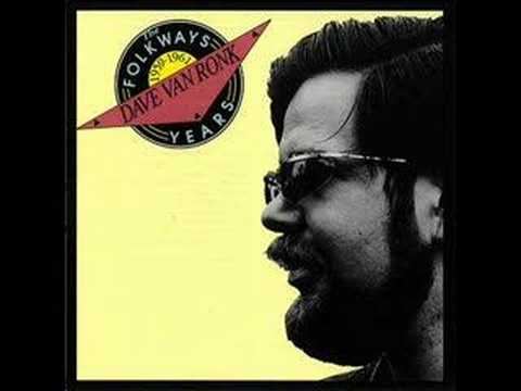 Dave Van Ronk - Hesitation Blues