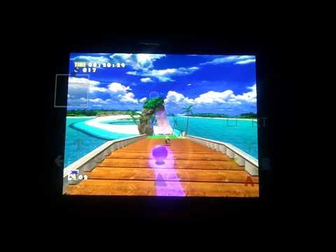 reicast Emulador de DREAMCAST para Android - Sonic Adventure - con pad
