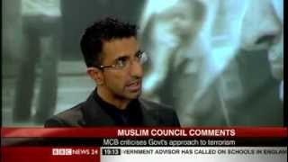 MPACUK Asghar Bukhari Defends Muslim Group On The BBC