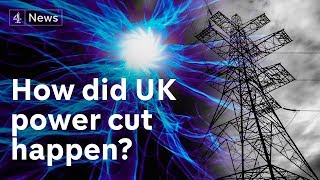 UK powercut explained:  National Grid admits 'lessons to learn' after blackout