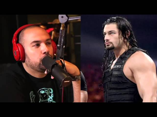 Peter Rosenberg VS Roman Reigns !!!!
