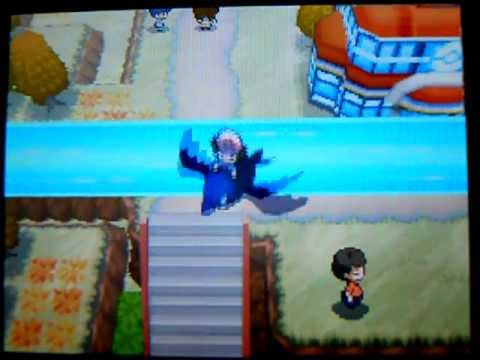 Pokémon Black and White - All Background Music Changes/Additions (Part 1)