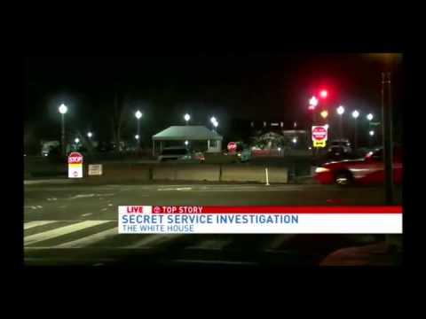 2 drunk secret service agents crash into white house barricade