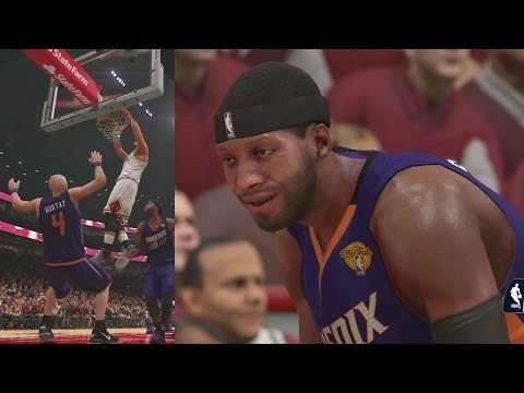 NBA 2K14 PS4 My Career NFG3 Replay Cheese