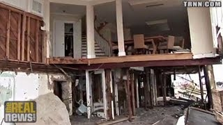 Seven Months After Sandy Some Communities Still Waiting for Aid