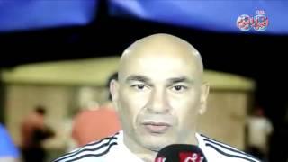 بالفديو حسام حسن:الفوز على الطلائع نقطة في بحر والمشوار طويل