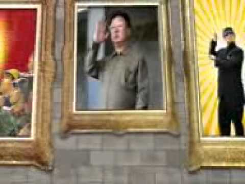 PSY gangam style kuzey kore