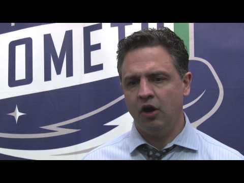 Comet TV: Highlights 3-7-14 Utica Comets vs. Wilkes-Barre Scranton Penguins